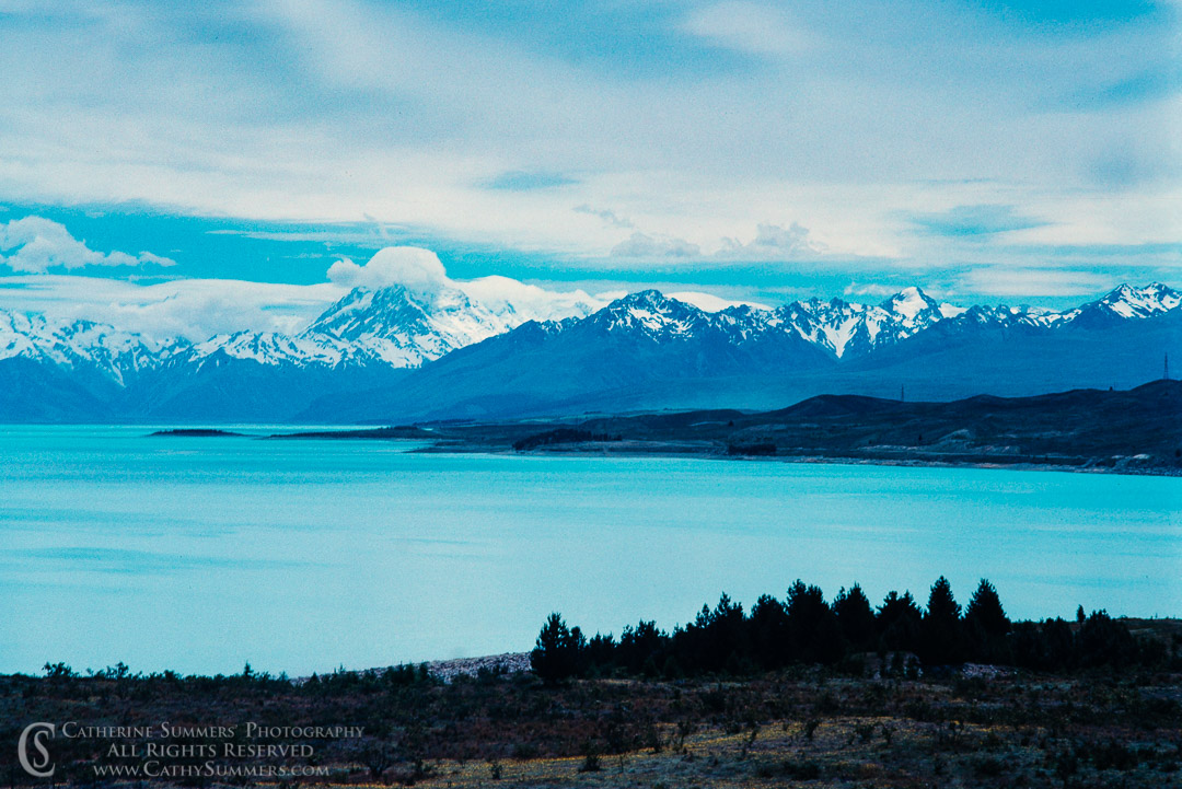 Lake Wakatipu and the Remarkables