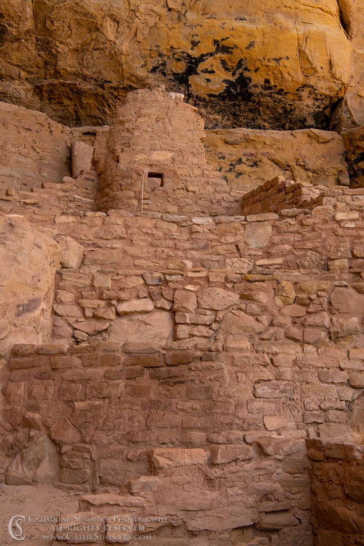 20180917_021: cliff dwelling, Mesa Verde National Park, Step House, Wetherill Mesa