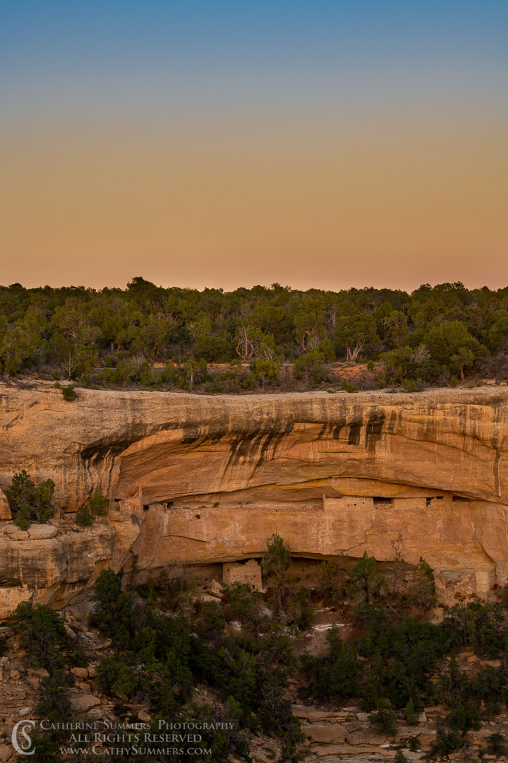 20180918_177: Mesa Verde National Park, Sunset House