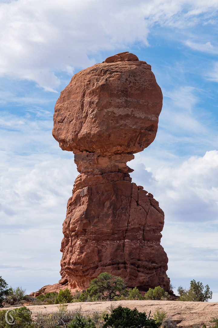 20180919_006: Arches National Park, Balanced Rock