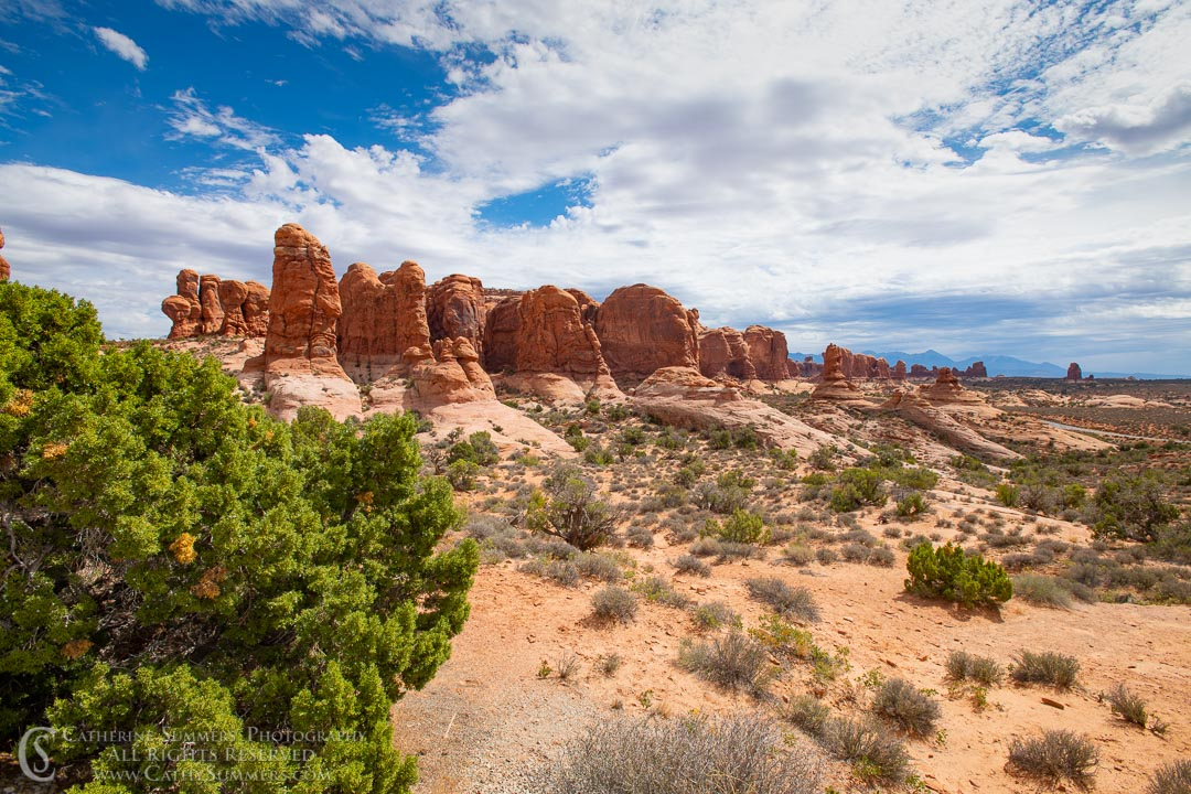20180919_008: Arches National Park, Fiery Furnace