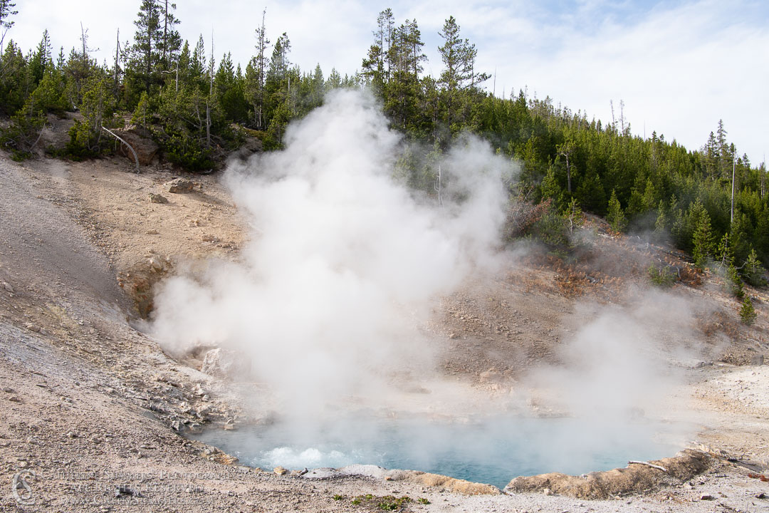 20180922_026: geyser, Yellowstone National Park