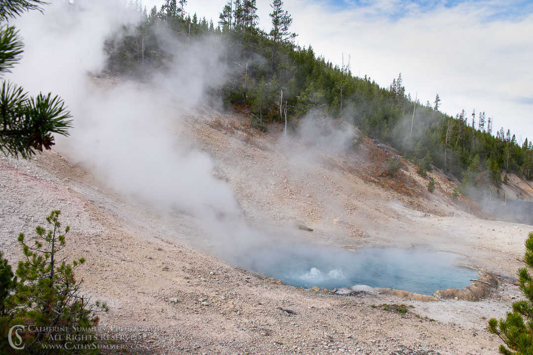 20180922_029: geyser, Yellowstone National Park