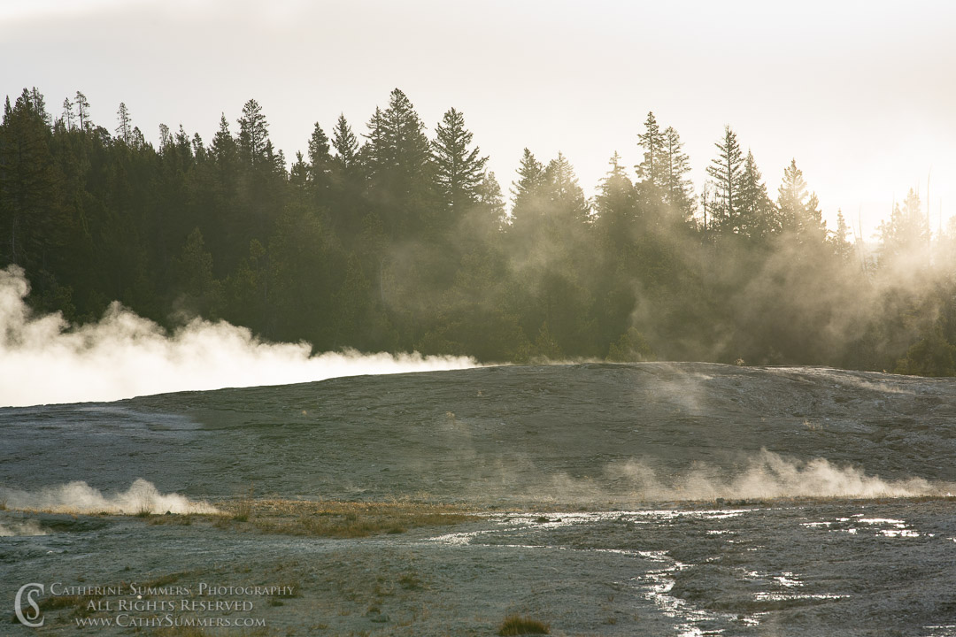 20180923_028: geyser, Yellowstone National Park