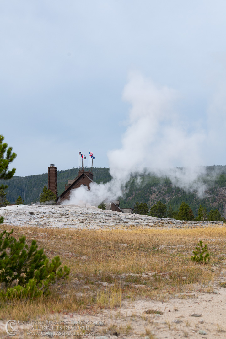 20180923_038: Yellowstone National Park, Old Faithful
