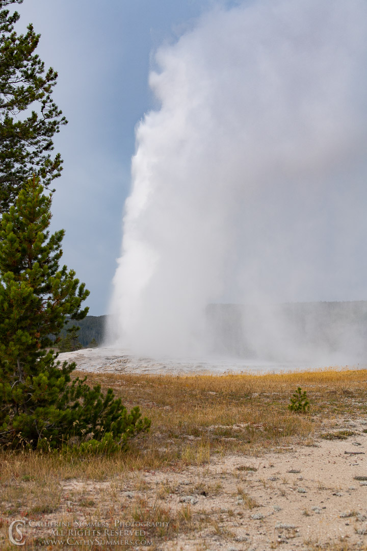 20180923_048: Yellowstone National Park, Old Faithful