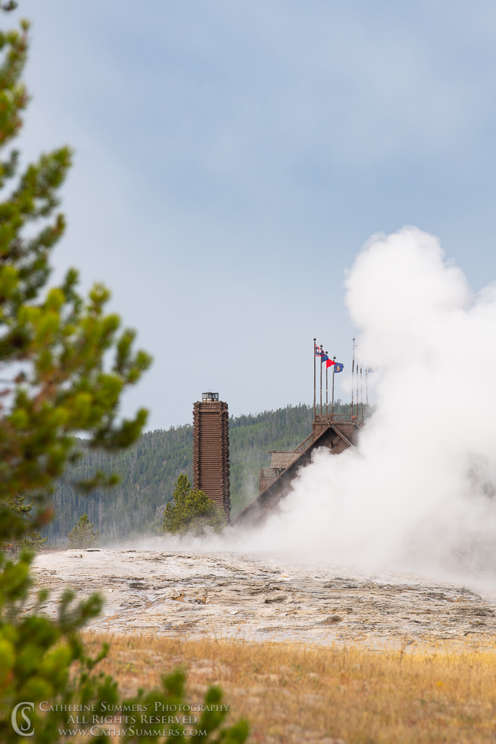 20180923_062: Yellowstone National Park, Old Faithful, Old Faithful Inn