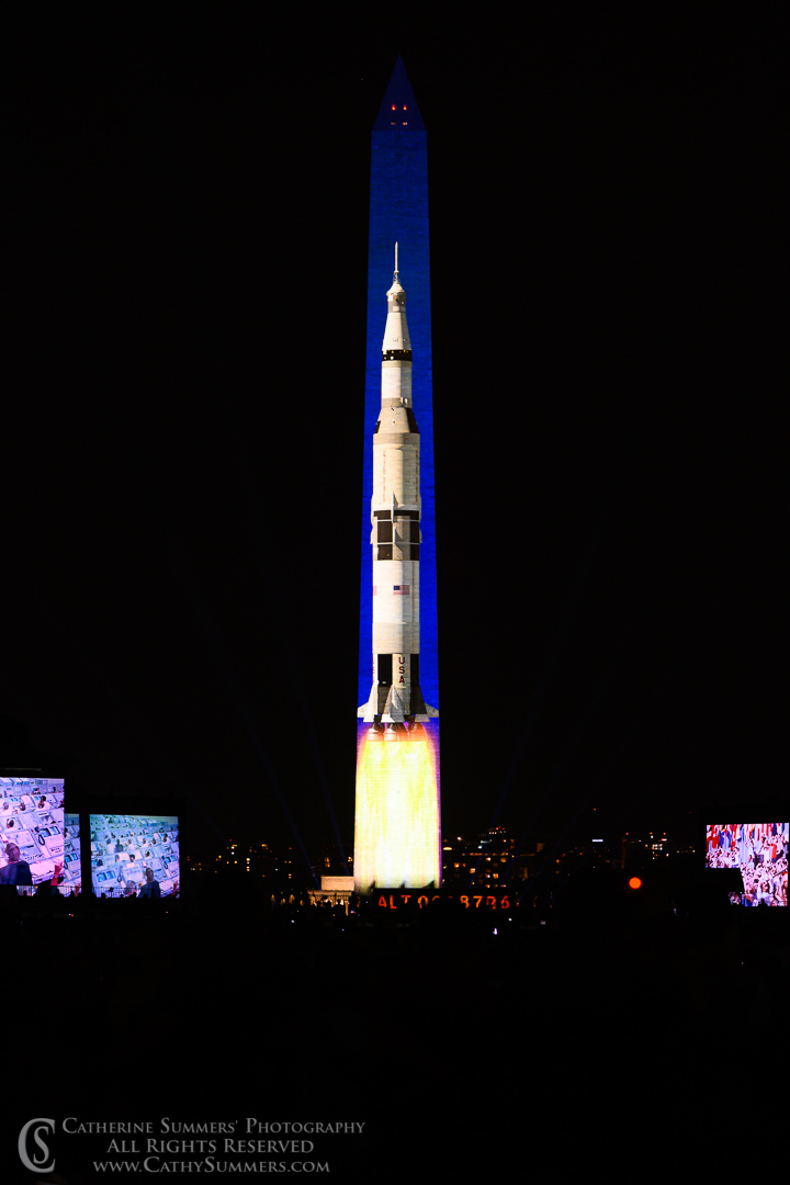 20190720_635: vertical, Washington Monument, Apollo 11, Apollo 11 50th Anniversary