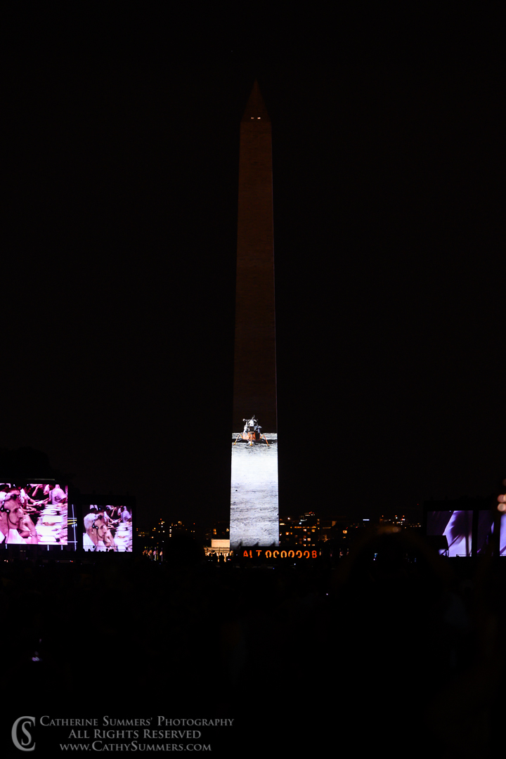 20190720_660: vertical, Washington Monument, Apollo 11, Apollo 11 50th Anniversary