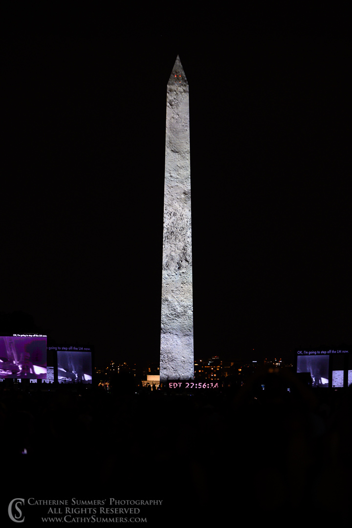 20190720_663: vertical, Washington Monument, Apollo 11, Apollo 11 50th Anniversary
