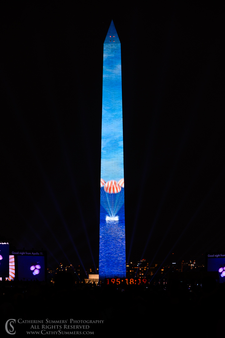 20190720_671: vertical, Washington Monument, Apollo 11, Apollo 11 50th Anniversary