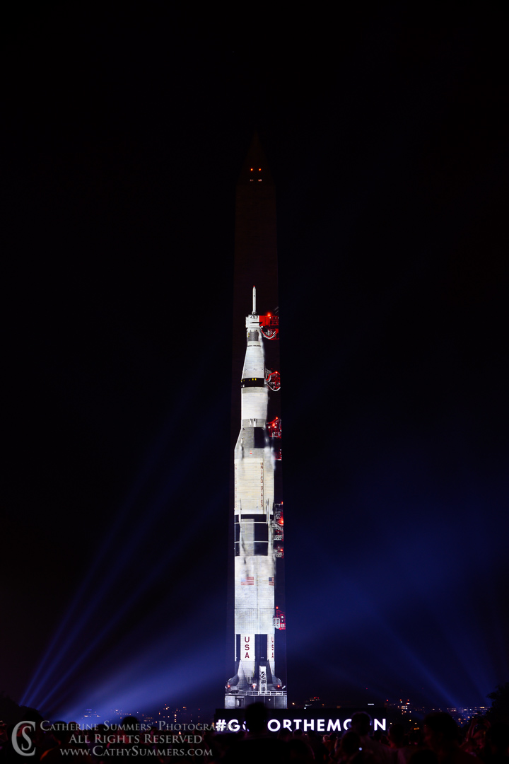 20190720_674: vertical, Washington Monument, Apollo 11, Apollo 11 50th Anniversary