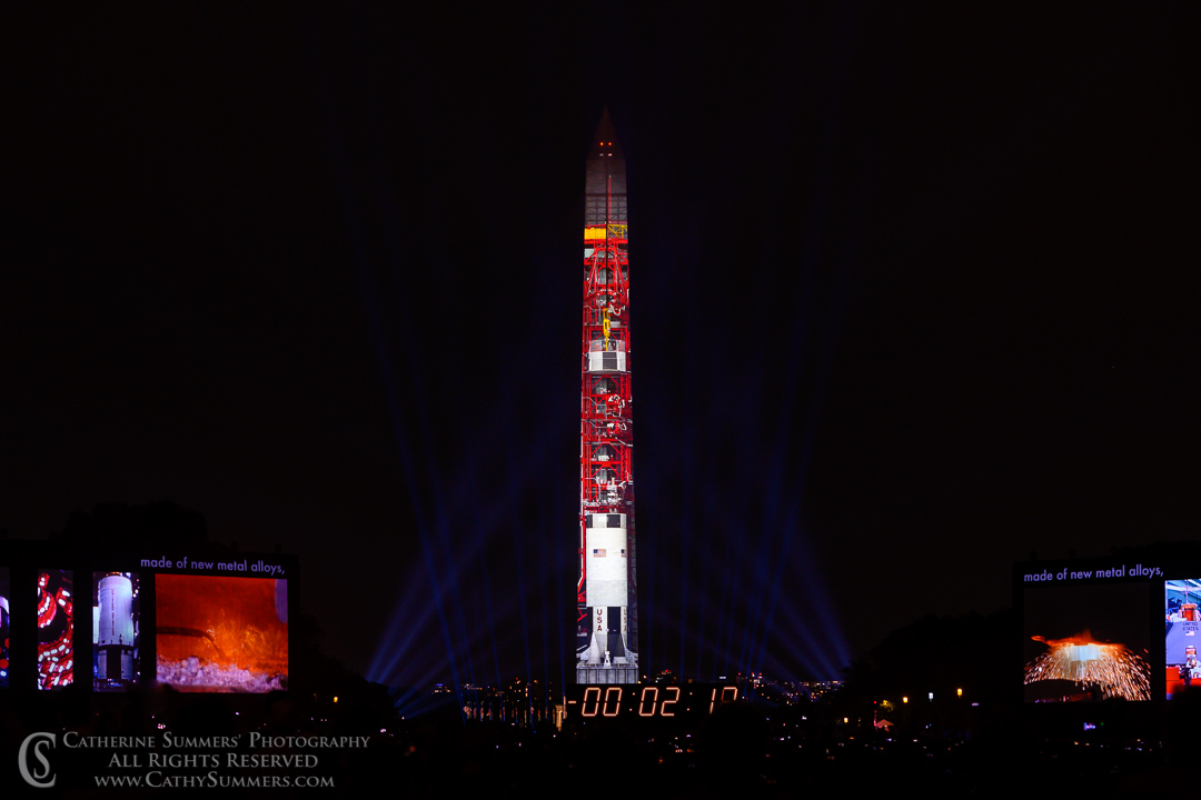 20190720_692: horizontal, Washington Monument, Apollo 11, Apollo 11 50th Anniversary, landscape