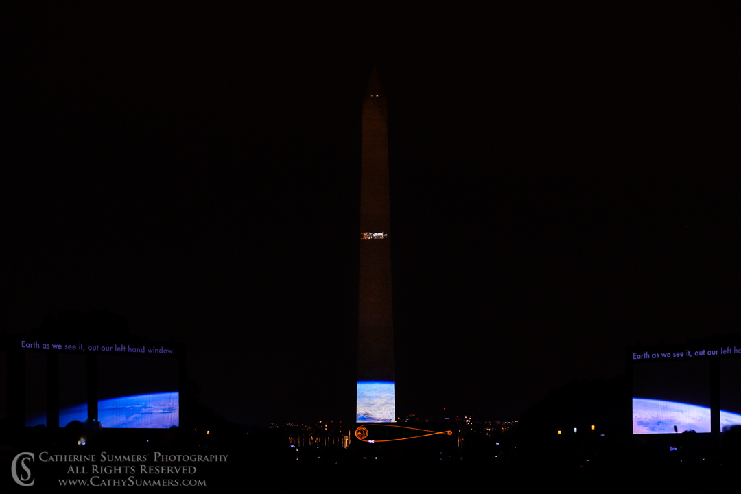 20190720_721: horizontal, Washington Monument, Apollo 11, Apollo 11 50th Anniversary, landscape