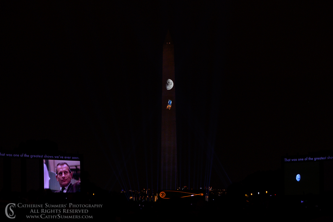 20190720_727: horizontal, Washington Monument, Apollo 11, Apollo 11 50th Anniversary, landscape