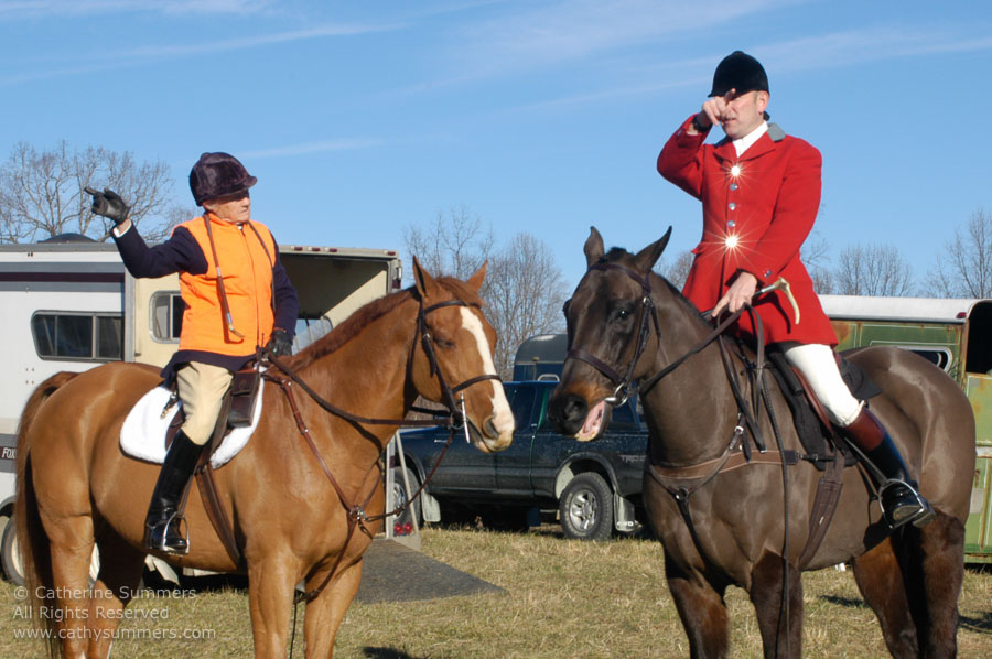 F2003_201: 2003, Farmington Hunt, Fox Hunting, Jill Summers