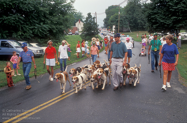 FH_0011: Farmington Hounds in the Free Union July 4th Parade