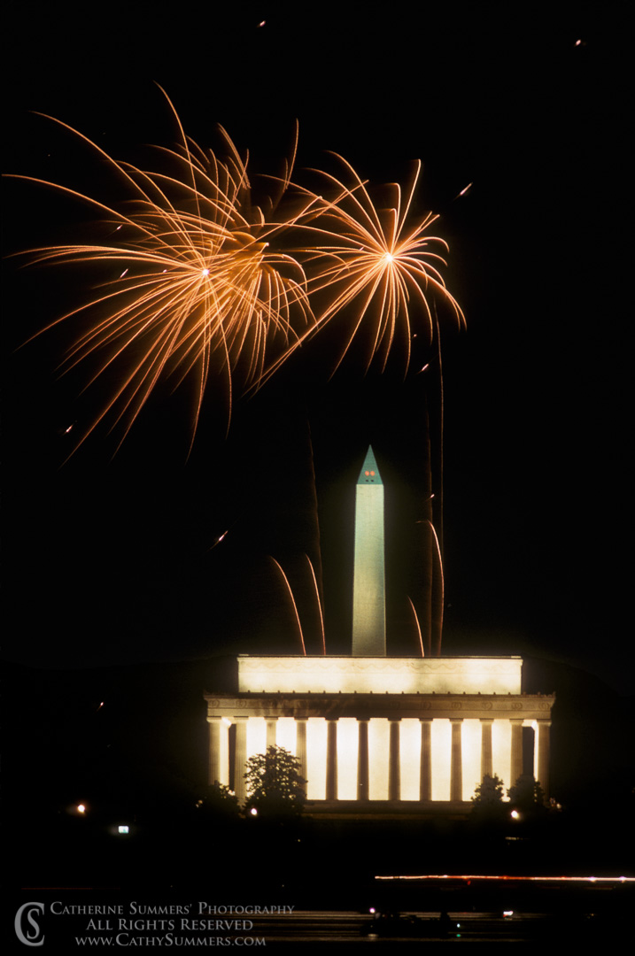 Fireworks, Memorial & Monument