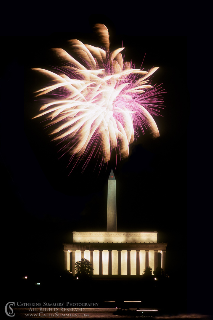 Fireworks, Memorial & Monument #9
