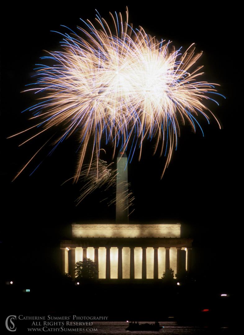 Fireworks, Memorial & Monument #12