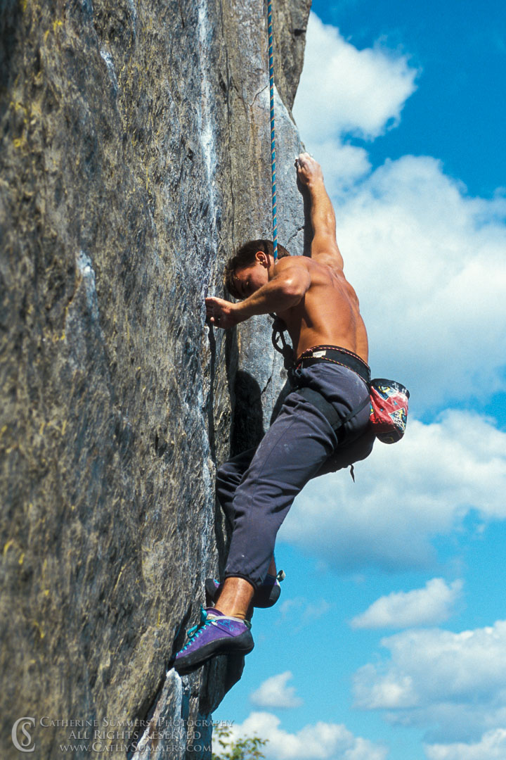 Rock Climber #1