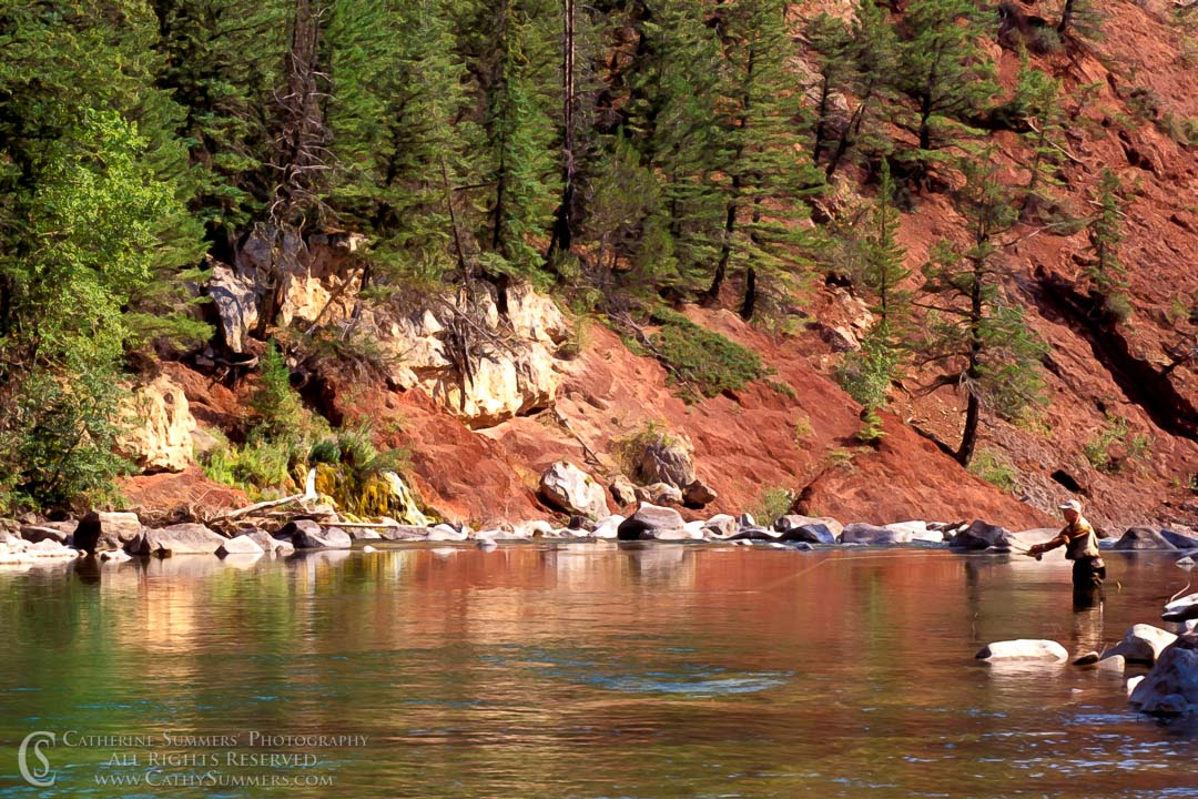 KBL_001: Fishing on the North Fork of the Sun River