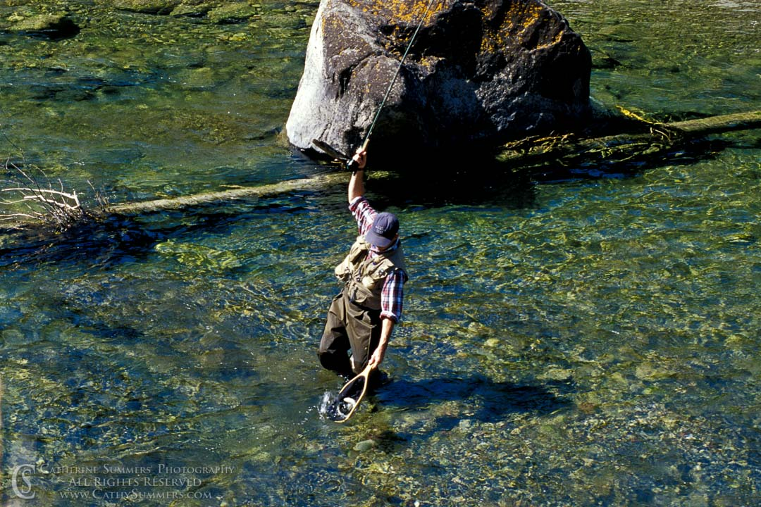 KBL_003: horizontal, Montana, Bob Marshall Wilderness, Flyfishing, K Bar L, Sun River