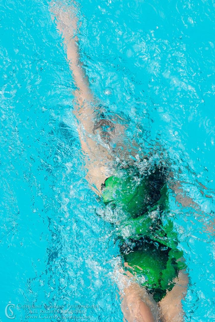 Backstroke - Off the Wall #2