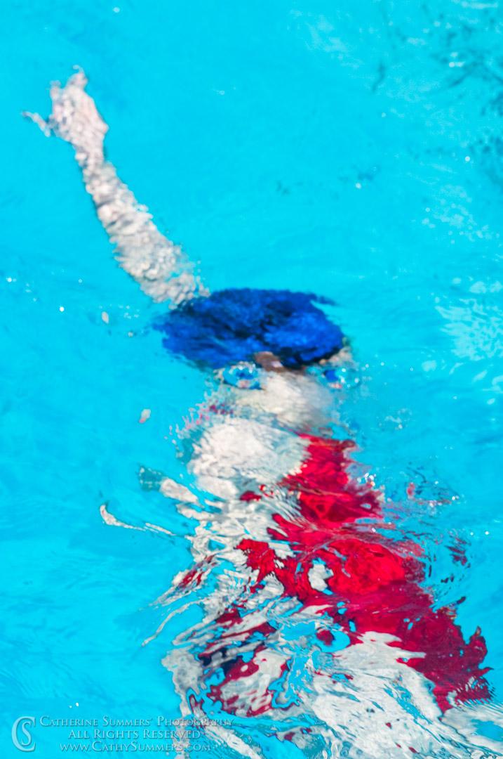 Backstroke Off the Wall #3